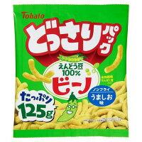東ハト どっさりパック ビーノ うましお味(125g)