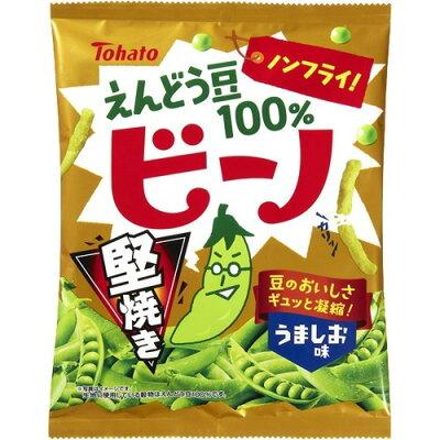 東ハト 堅焼きビーノ うましお味(70g)