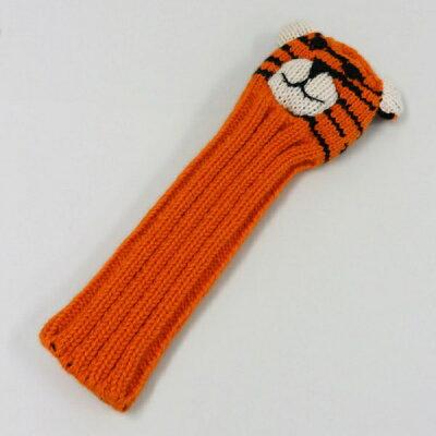 ダイヤコーポレーション フェアウェイウッド用ヘッドカバー Sunfish Animal Headcovers トラ HC-015 N