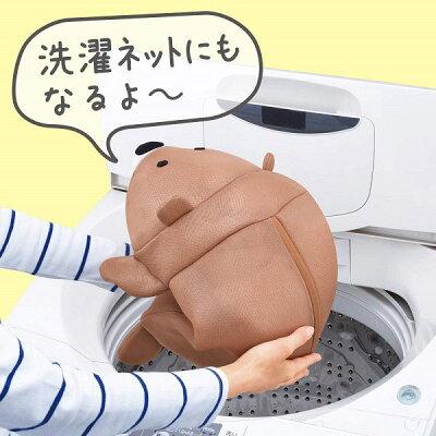 ごろんねっと 洗濯ネット クマ(1コ入)