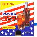 チーリン製菓 アメリカンコーラガム 4g