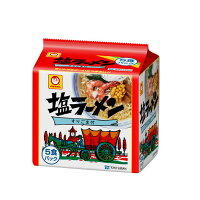 東洋水産 マルちゃん 塩ラーメン5P