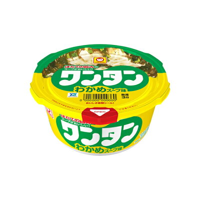 東洋水産 Cワンタン わかめスープ味