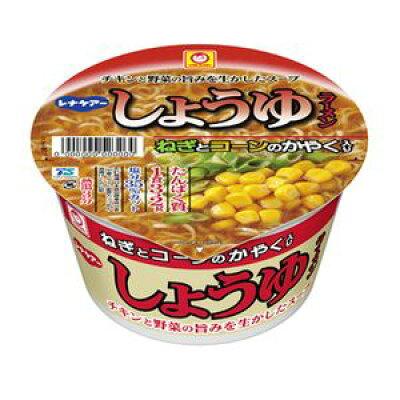 日清 レナケアー マルちゃんしょうゆラーメン(72.2g)