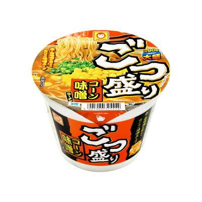東洋水産 Cごつ盛りコーン味噌ラーメン