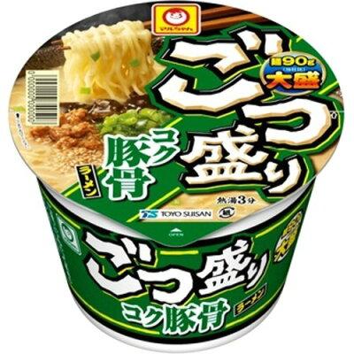 東洋水産 ごつ盛りコク豚骨ラーメン(12入)