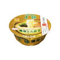 東洋水産 マルちゃん正麺カップ豚骨