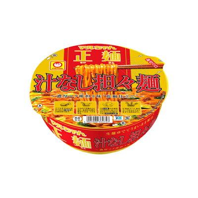 東洋水産 マルちゃん正麺C汁なし担々麺