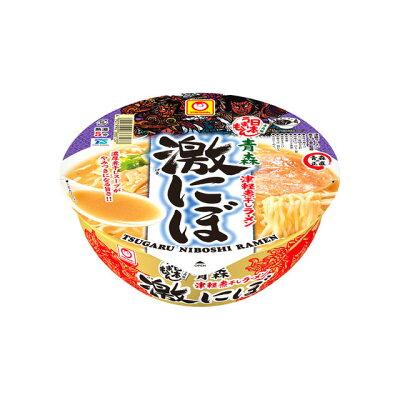 東洋水産 日本旨いもん青森津軽煮干拉麺