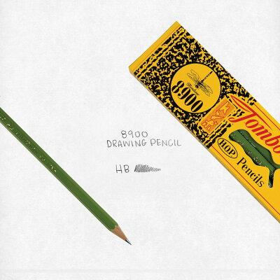 トンボ 鉛筆 8900 HB 8900-HB(12本入)