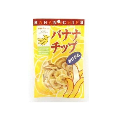 東洋ナッツ食品 TR バナナチップ