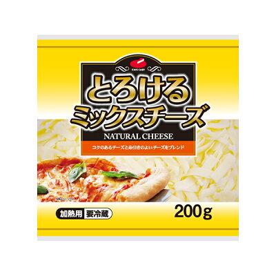 東京デーリー とろけるミックスチーズ 200g