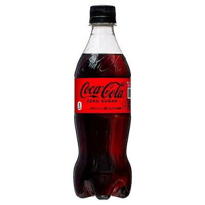 コカ・コーラ ゼロ 2010 500ML PETx24