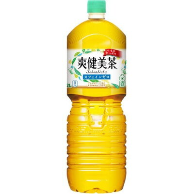 爽健美茶 SOKENBICHA SUKKIRI BLEND 2L PET