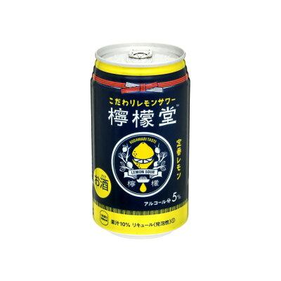 コカ・コーラ 檸檬堂 定番レモン 350ml