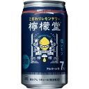 檸檬堂 塩レモン 缶(350ml*24本入)
