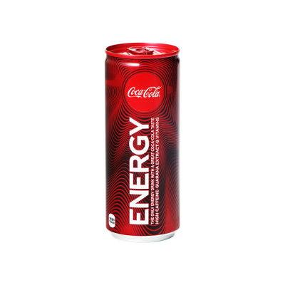 コカ・コーラ エナジー 缶 250ml