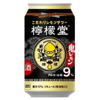 コカ・コーラ 檸檬堂 鬼レモン 350ml