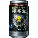 檸檬堂 カミソリレモン ドライ 缶(350ml*24本入)