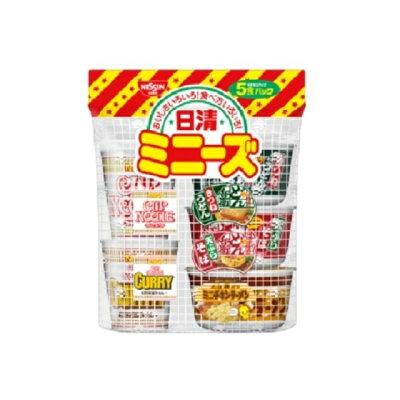 日清食品 ミニーズ 東 205g