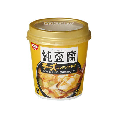 日清食品 チーズスンドゥブチゲスープ