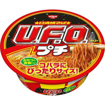 日清焼そばプチU.F.O.(63g*12食入)
