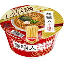 日清食品 麺職人 醤油 カップ 88g