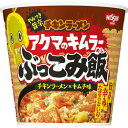 チキンラーメン アクマのキムラー ぶっこみ飯 ケース(73g*6食入)