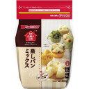 日清 お菓子百科 蒸しパンミックス(400g)