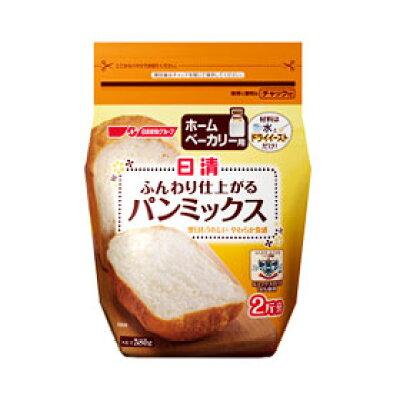 日清フーズ 12春 日清 HB用ふんわりパンミックス580g
