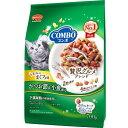コンボ 猫下部尿路の健康維持 まぐろ味・かつお節・小魚添え(140g*5袋入)