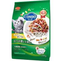 コンボ キャット まぐろ味・かつお節・小魚添え 700g(140g×5パック)