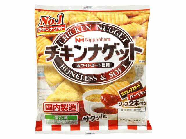 日本 ハム チキンナゲット ニチハム チキンナゲット 165g(日本ハム)の口コミ・レビュー、評価点数