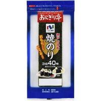 ニコニコのり 瀬戸内海産焼のり(3切40枚入)