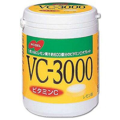 ノーベル製菓 VC-3000 タブレット ボトルタイプ(150g)