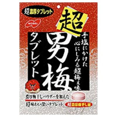 ノーベル製菓 超男梅タブレット(30g)