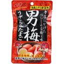 ノーベル製菓 男梅 うずらのたまご(38g)