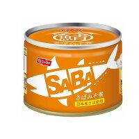 日本水産 スルッとさば味噌煮 150g