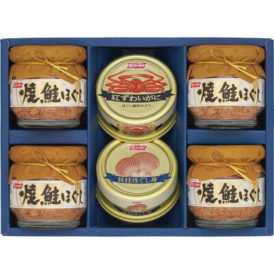 ニッスイ 水産缶&焼鮭瓶詰詰合せ SD-30B 沖縄15