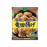 日本水産 若鶏の竜田揚げ 500g