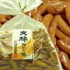 浪花屋製菓 巾着大柿 カレー味 125g