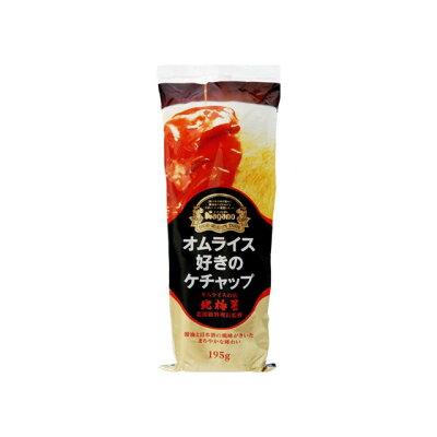 ナガノトマト オムライス好きのケチャップ 195g
