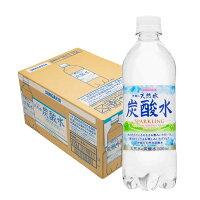 伊賀の天然水炭酸水(スパークリング)(500mL*24本入)