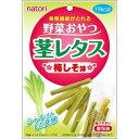 野菜おやつ 茎レタス 梅しそ味(16g)