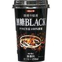 めいらく BLACK 無糖 250ml