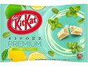 ネスレ日本 12枚KKミニオトナの甘さプレミアムシトラスミント