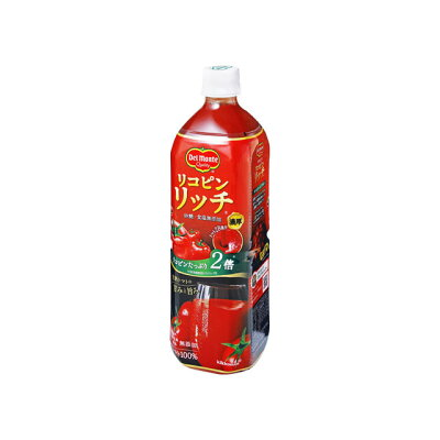 キッコーマン リコピンリッチ トマト飲料 900g