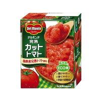 キッコーマン 完熟カットトマト紙388-12