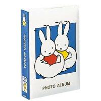 1PLポケットアルバム ディック・ブルーナ/ミッフィー ブルー 1PL-158-B(1冊)
