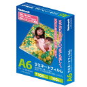 ナカバヤシ ラミネートフィルム E2タイプ 100ミクロン A6サイズ LPR-A6E2 100枚入